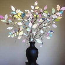 Фото из портфолио Бумажное дерево – фотографии дизайна интерьеров на InMyRoom.ru