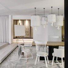 Фото из портфолио Белоснежные апартаменты в Киеве – фотографии дизайна интерьеров на INMYROOM