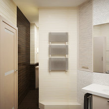 Фото из портфолио Дизайн-проект двухкомнатной квартиры 83 м2 – фотографии дизайна интерьеров на INMYROOM