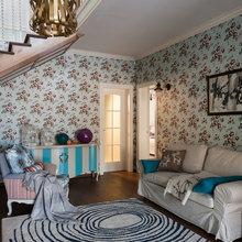 Фотография: Гостиная в стиле Кантри, Дом, Дома и квартиры, IKEA, Проект недели – фото на InMyRoom.ru