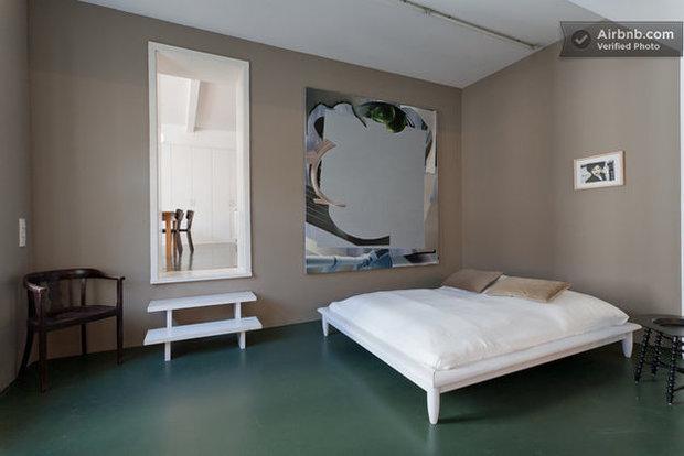 Фотография: Ванная в стиле Прованс и Кантри, Декор интерьера, Квартира, Дома и квартиры, Airbnb – фото на InMyRoom.ru