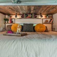 Фотография: Спальня в стиле Кантри, Дача, Дом и дача – фото на InMyRoom.ru