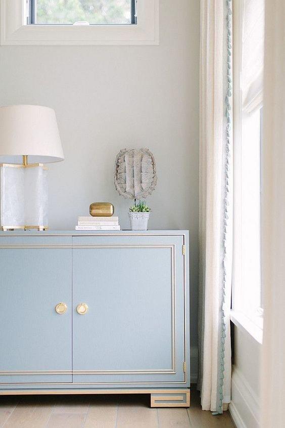 Фотография: Мебель и свет в стиле Прованс и Кантри, Декор интерьера, Зеленый, Бежевый, Серый, Розовый, Голубой – фото на InMyRoom.ru