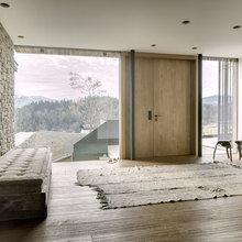 Фотография: Прихожая в стиле Современный, Дом, Дома и квартиры – фото на InMyRoom.ru