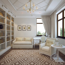 Фото из портфолио Наши работы (квартиры и дома) – фотографии дизайна интерьеров на INMYROOM
