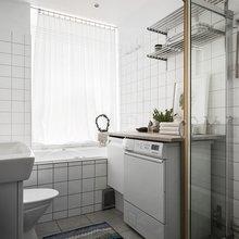 Фотография: Ванная в стиле Скандинавский, Декор интерьера, Советы – фото на InMyRoom.ru