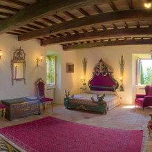 Фотография: Спальня в стиле Кантри, Классический, Современный, Восточный – фото на InMyRoom.ru