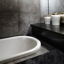 Фотография: Ванная в стиле Современный, Дом, Дома и квартиры, Эко, Шале – фото на InMyRoom.ru