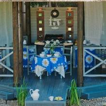 Фотография: Балкон, Терраса в стиле Современный, Кухня и столовая, Дом, Дома и квартиры, Беседка – фото на InMyRoom.ru