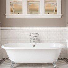 Фотография: Ванная в стиле Скандинавский, Эклектика, Кухня и столовая, Интерьер комнат – фото на InMyRoom.ru