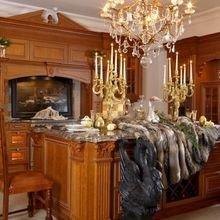 Фотография: Кухня и столовая в стиле Классический, Дом, Дома и квартиры – фото на InMyRoom.ru