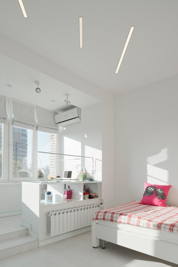 Фото из портфолио Квартира на Мосфильме 135 кв.м. – фотографии дизайна интерьеров на INMYROOM