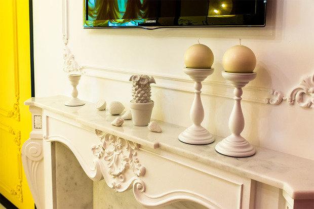 Фотография: Декор в стиле Классический, Современный, Эклектика, Спальня, Декор интерьера, Интерьер комнат – фото на InMyRoom.ru