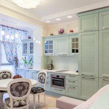 Фото из портфолио Светлая квартира в Нижегородской области – фотографии дизайна интерьеров на InMyRoom.ru