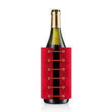 """Чехол для вина охлаждающий """"staycool""""  красный"""