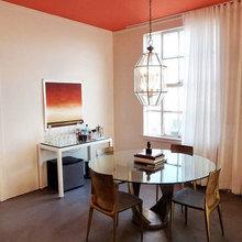 Фотография: Гостиная в стиле Минимализм, Декор интерьера, Дизайн интерьера, Цвет в интерьере – фото на InMyRoom.ru