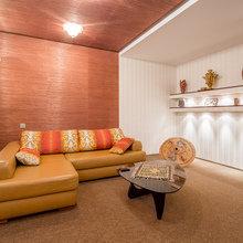 Фото из портфолио Трехэтажный дом в Нижегородской области – фотографии дизайна интерьеров на InMyRoom.ru