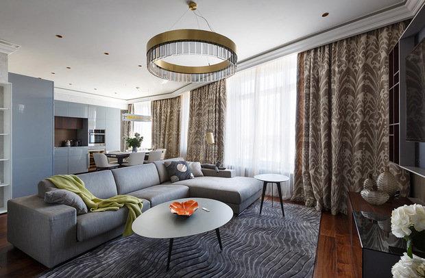 Фотография: Гостиная в стиле Современный, Советы, Est-a-tet, купить квартиру в новостройке, покупка квартиры, сэкономить на покупке квартиры, как сэкономить на покупке квартиры – фото на InMyRoom.ru
