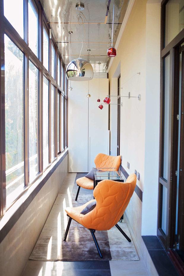 Фотография: Балкон в стиле Минимализм, Декор интерьера, Квартира – фото на INMYROOM