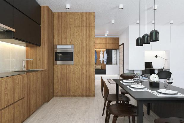 Фотография: Кухня и столовая в стиле Современный, Советы, Jacob Delafon – фото на InMyRoom.ru