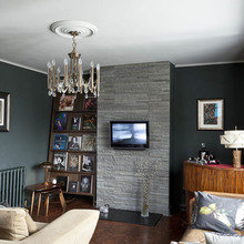 Фотография: Гостиная в стиле Эклектика, Квартира, Дома и квартиры, Лондон – фото на InMyRoom.ru