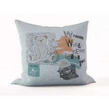 Декоративная подушка: Браун