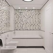"""Фото из портфолио """"INSRIRATION""""Квартира 128 м2 – фотографии дизайна интерьеров на INMYROOM"""