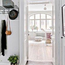 Фото из портфолио Квартира с непревзойденным шармом – фотографии дизайна интерьеров на InMyRoom.ru