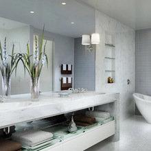 Фото из портфолио Стильные ванные комнаты – фотографии дизайна интерьеров на INMYROOM
