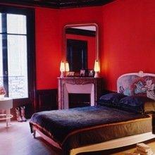 Фотография: Спальня в стиле , Квартира, Франция, Дома и квартиры, Париж, Maison & Objet – фото на InMyRoom.ru