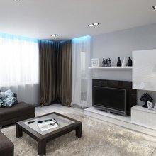 Фото из портфолио Квартира-студия – фотографии дизайна интерьеров на INMYROOM