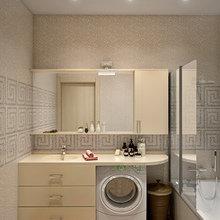 Фото из портфолио Небольшая квартира , для семьи из 4 человек. – фотографии дизайна интерьеров на INMYROOM