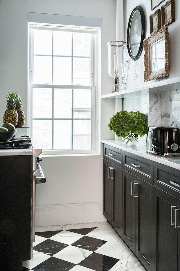 Фотография: Кухня и столовая в стиле Прованс и Кантри, Декор интерьера, Квартира – фото на InMyRoom.ru