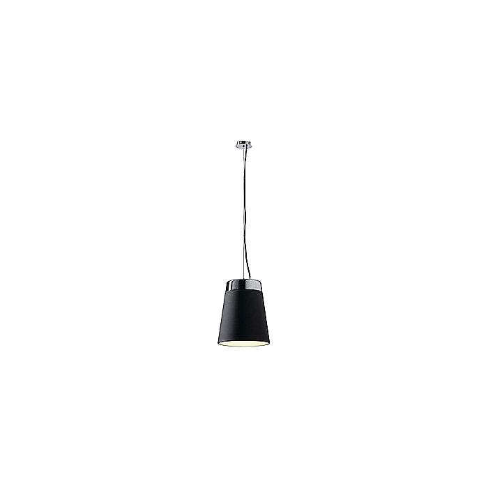 Светильник подвесной SLV Cone Shade Tinto хром/ черный