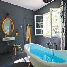 Фотография: Ванная в стиле Скандинавский, Декор интерьера, Дом, Дом и дача – фото на InMyRoom.ru