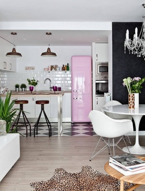 Фотография: Кухня и столовая в стиле Эклектика, Советы, Надежда Кузина – фото на INMYROOM