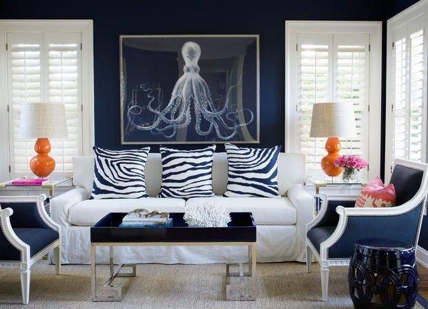 Фотография: Гостиная в стиле Восточный, Декор интерьера, Гранд, Анастасия Шарапова, Гранд Юг – фото на INMYROOM