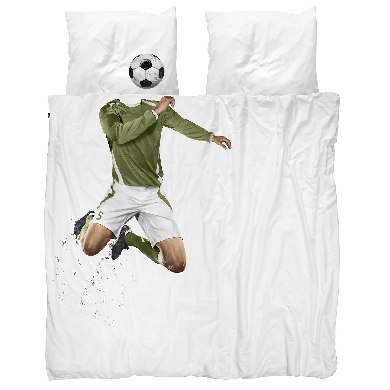 Комплект постельного белья Футболист 200х220