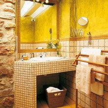 Фотография: Ванная в стиле Восточный, Дома и квартиры, Городские места, Отель – фото на InMyRoom.ru