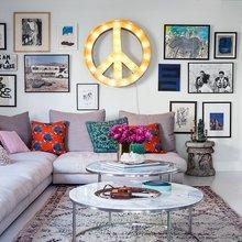 Фото из портфолио Игривый и Эклектичный дом дизайнера Ирен Ньювирт – фотографии дизайна интерьеров на INMYROOM