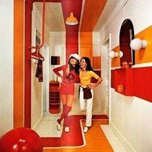 Фотография: Декор в стиле Современный, Эклектика, Декор интерьера, Дизайн интерьера, Цвет в интерьере, Оранжевый – фото на InMyRoom.ru