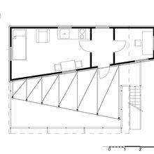 """Фото из портфолио """"Летний домик"""" или надстройка гаража – фотографии дизайна интерьеров на INMYROOM"""