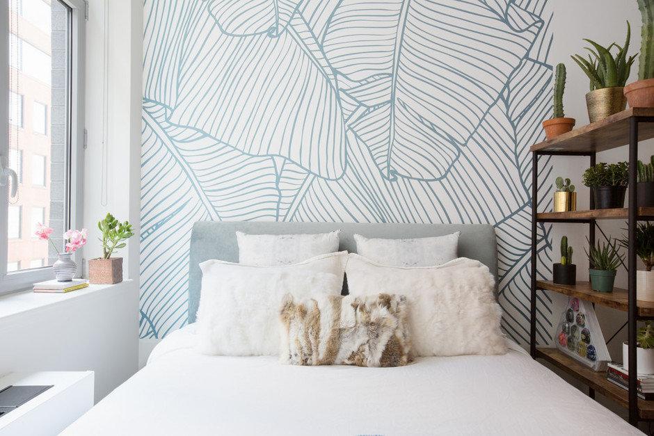 Фотография:  в стиле , Декор интерьера, Малогабаритная квартира, Квартира, Нью-Йорк, Гид – фото на InMyRoom.ru
