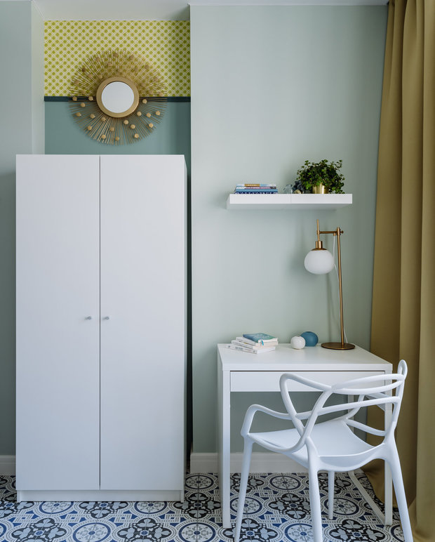 Фотография: Кабинет в стиле Современный, Гостиная, Декор интерьера – фото на INMYROOM