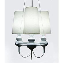 Дизайнерская люстра Metalarte Josephine crystal light