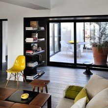 Фото из портфолио Квартира-Студия в Марселе – фотографии дизайна интерьеров на InMyRoom.ru