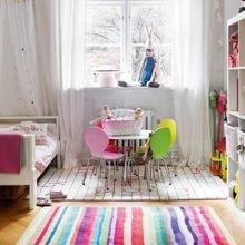 Фотография: Детская в стиле Скандинавский, Квартира, Дом, Планировки, Мебель и свет, Советы – фото на InMyRoom.ru