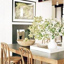 Фотография: Кухня и столовая в стиле Кантри, Обеденная зона – фото на InMyRoom.ru