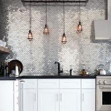 Фотография: Кухня и столовая в стиле Лофт, Современный,  – фото на InMyRoom.ru
