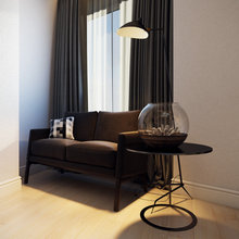 Фото из портфолио Трехкомнатная квартира – фотографии дизайна интерьеров на InMyRoom.ru